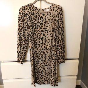 NWOT Merona Long Sleeve Dress